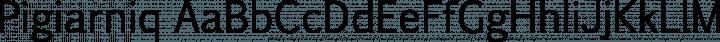 Pigiarniq font family by Tiro Typeworks