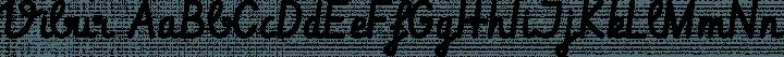Vibur font family by Johan Kallas