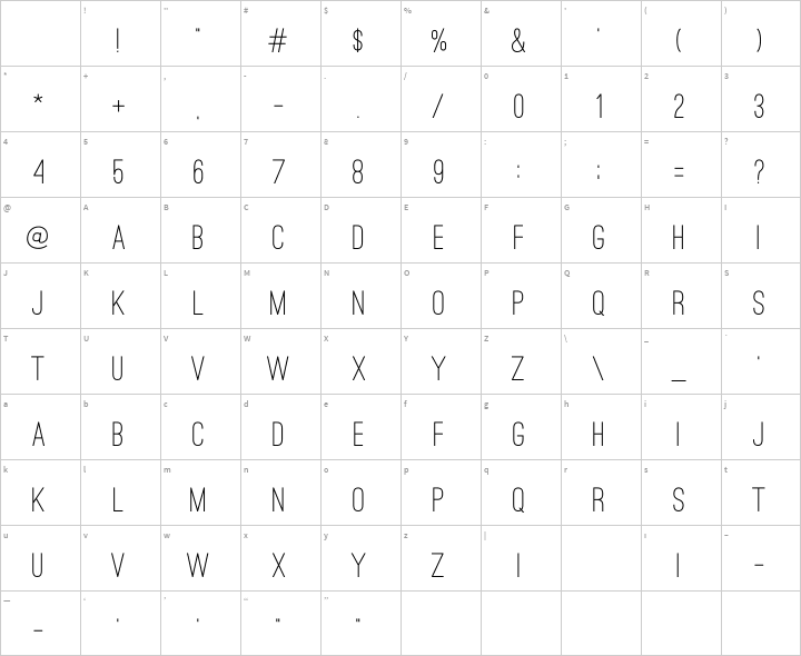 Ostrich Sans Font Free by Tyler Finck » Font Squirrel