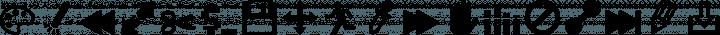 Heydings Controls Regular free font