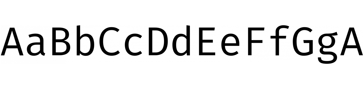 Fira Code Font Free by Mozilla » Font Squirrel