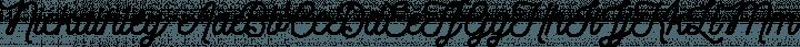 Nickainley Regular free font