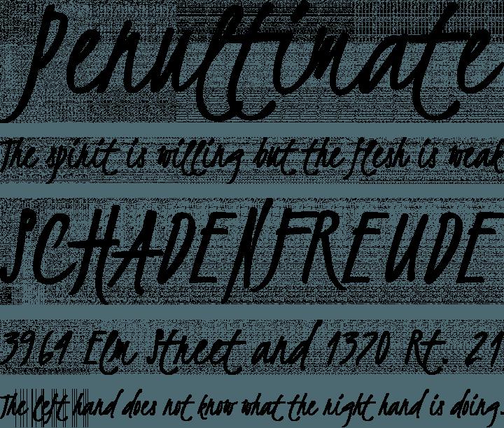 Kristi Font Free By Birgit Pulk Squirrel