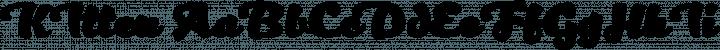 KItten font family by Zetafonts