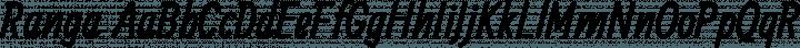 Ranga font family by TipTopTyp