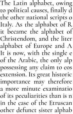 Cormorant Font Free by Catharsis Fonts » Font Squirrel