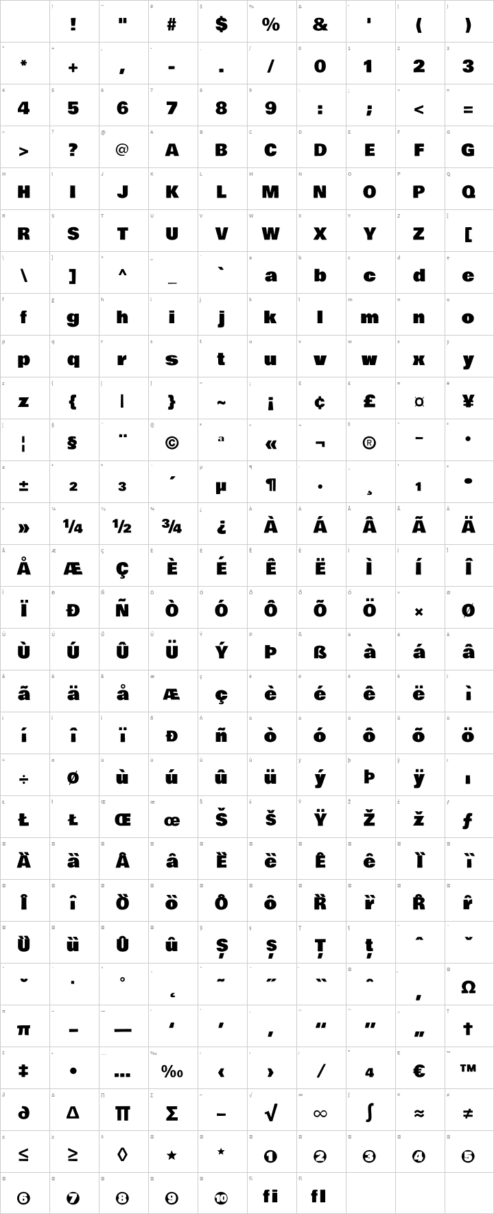 Bowlby One Font Free by Vernon Adams » Font Squirrel