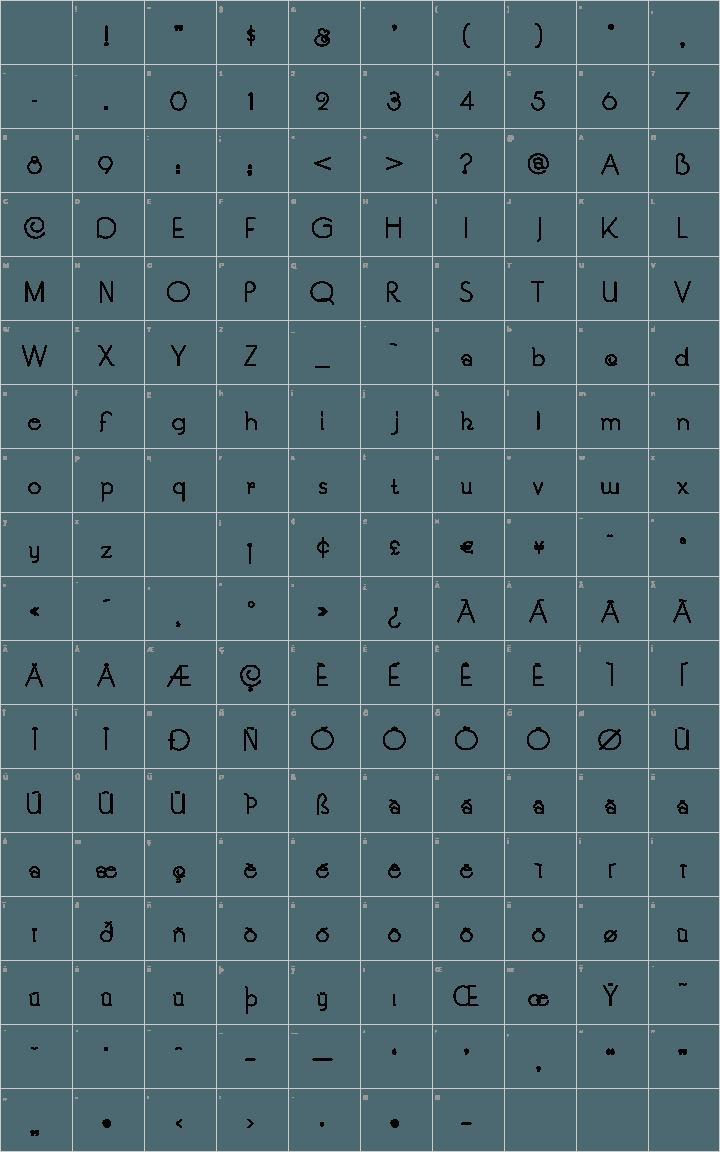 Soucisans Font Free By Nick S Fonts 187 Font Squirrel