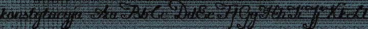konstytucyja font family by GLUK fonts