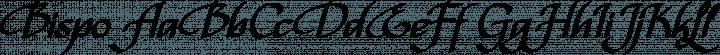 Bispo Regular free font