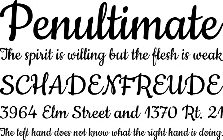Cookie Font Free by Ania Kruk » Font Squirrel
