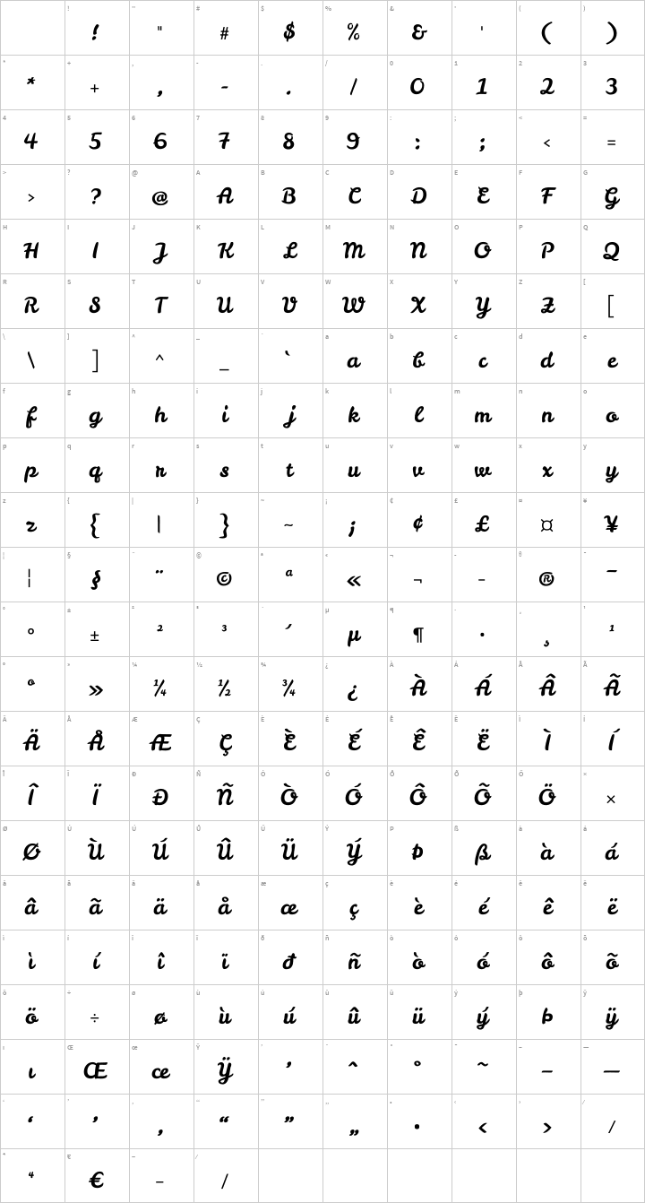 Leckerli One Font Free by Gesine Todt » Font Squirrel